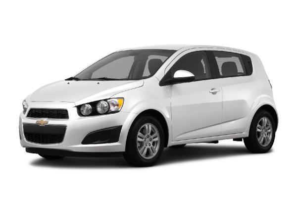 Chevrolet Aveo LTZ or similar