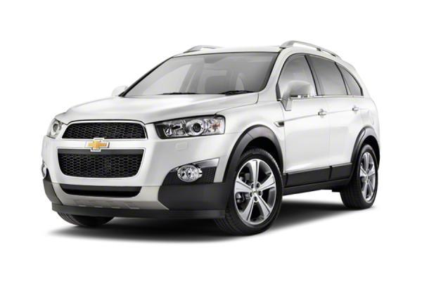 Chevrolet Captiva or similar