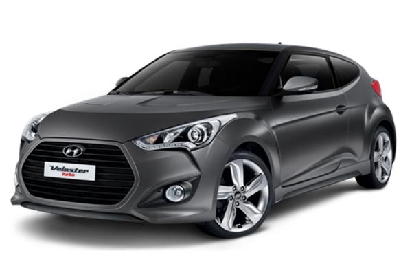 Hyundai Veloster or similar