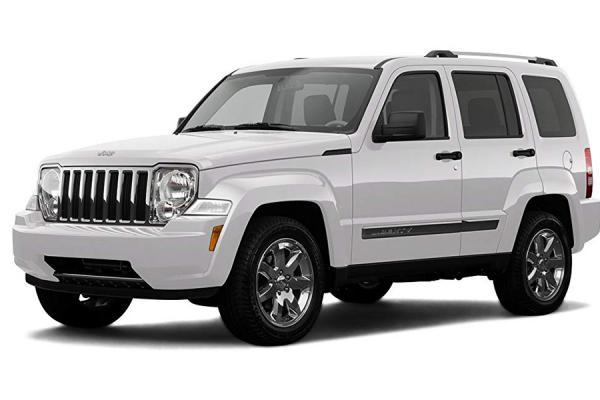 Jeep Liberty Cherokee or similar