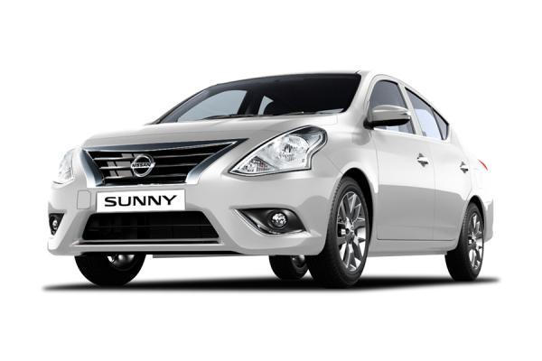 Nissan Sunny or similar