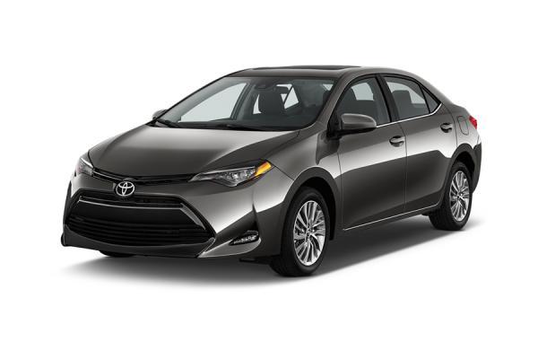 Toyota Corolla 1.8 or similar